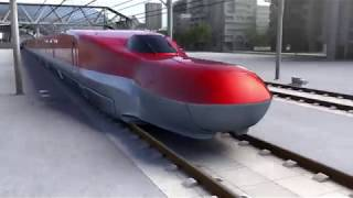 Bullet Train Project - A vision of speed towards New India..