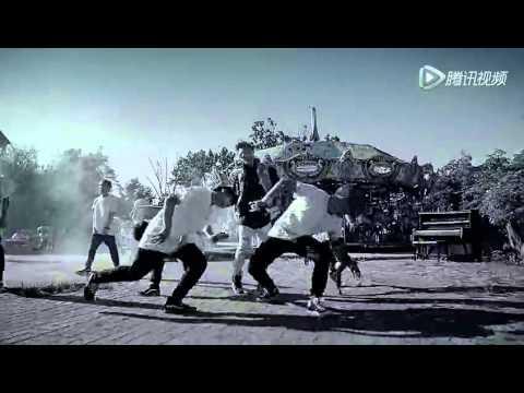 [MV] - Han Geng -  A Place Where No One Cares - 韩庚 - 三不管地带 ft. Uniq