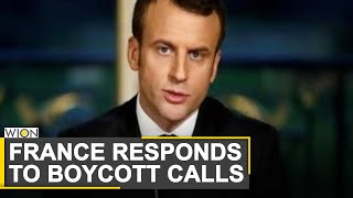 France asks Arab nations to resist boycott calls | World News | WION News
