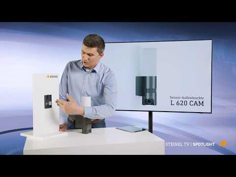 Spotlight: Sensor Außenleuchte -  L 620 CAM