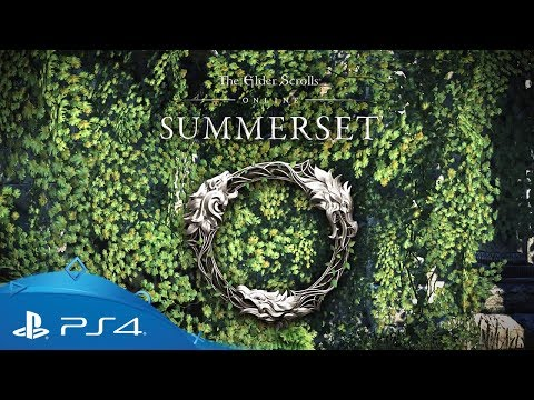 The Elder Scrolls Online | Summerset Trailer | PS4