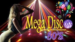 80s Disco Legend - Golden Disco Dance Greatest Hits 70s 80s 90s Remix - Best Disco Dacne Songs Ever