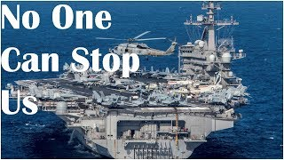 Five Reasons U.S. Aircraft Carriers Are Nearly Impossible To Sink