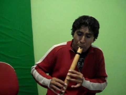 QUENA - como zaqueu  instrumental quena y pan flute