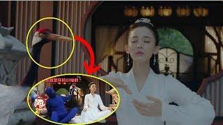 9 cảnh hậu trường phim cổ trang Hoa ngữ: Tất cả chỉ là 'những cú lừa ngoạn mục' mà thôi