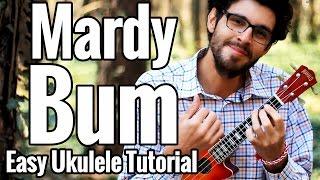 The Arctic Monkeys - Mardy Bum Ukulele Tutorial With Easy Play Along