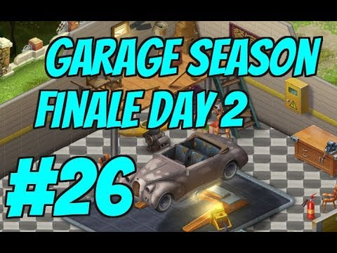 HOMESCAPES Gameplay Story Walkthrough Part #26 | Garage Area Day 2 Ending