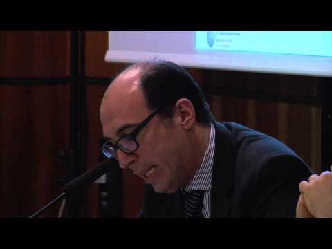 Avv. Cino Benelli al convegno sui Comma sette a Enada Rimini 2015