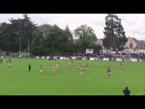 Top 8 goals at FBD All Ireland Football 7s knockout stages 2015