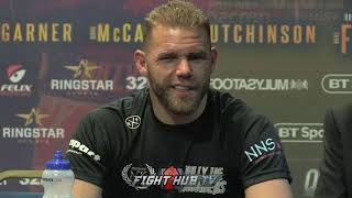 BILLY JOE SAUNDERS SPEAKS ON DOMINANT WIN OVER ISUFI; CALLS FOR CANELO, GGG & EUBANK JR FIGHTS