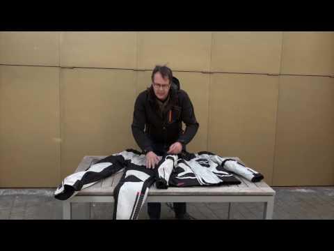 Motosx1000 : Chaqueta y Pantalón  On Board Stone