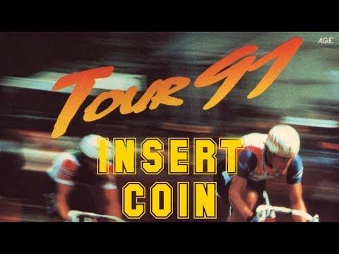 Tour 91 (1991) - ZX Spectrum - Partida completa comentada