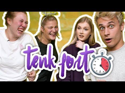 Norske YouTubere | Piateed, Weird Norwegian og Romy Felicia | Nordic Screens TV