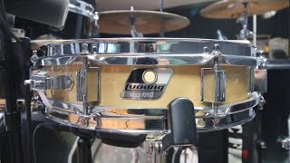 This Snare Was Found in a Dumpster