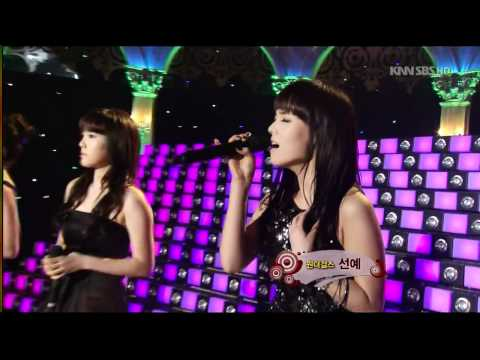 [HD] Stand Up For Love - TaeYeon (SNSD) + SunYe (WG) + Davichi