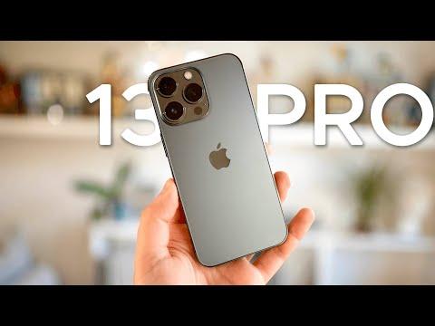Recensione IPHONE 13 PRO: molto più di  …