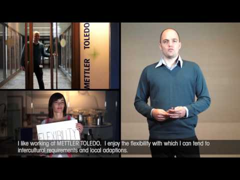METTLER TOLEDO Young Professionals 2013 (German with English subtitles)