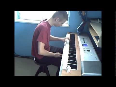 The Rasmus - Livin' In A World Without You [Piano instrumental] (Acoustic version)