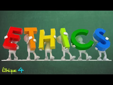 Résolvons l'éthique ensemble !!
