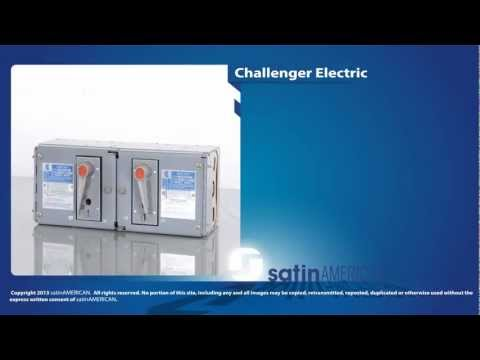 Challenger Electrical QMQB6632R Fusible Switch