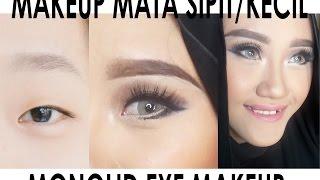 Cara Makeup Mata Sipit Jadi Besar - Makeup Vidalondon