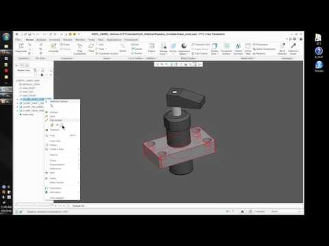 Creo Advanced Assembly Tools