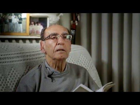 """Conversa amb Jordi Pàmias. 03. Poema """"A vegades en somnis et veig petita"""""""