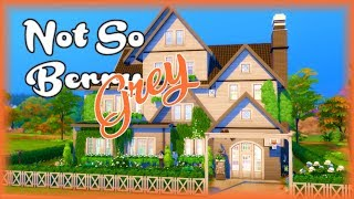 Les Sims 4 | Speed Build | NOT SO BERRY CHALLENGE GENERATION 4