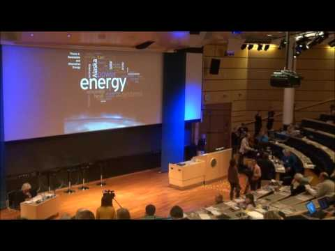 Moments from Arctic Frontiers 2012 - Energies of the High North