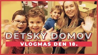 A Cup of Style - VLOGMAS Den 18.   Návštěva v dětském domově! - Zdroj: