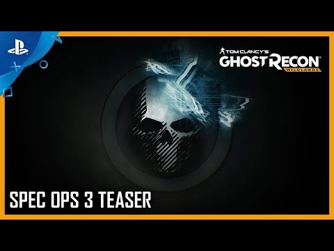Ghost Recon Wildlands - Special Operation 3 Teaser   PS4