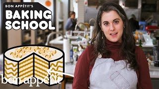 Claire Teaches You Cake Filling (Lesson 2) | Baking School | Bon Appétit