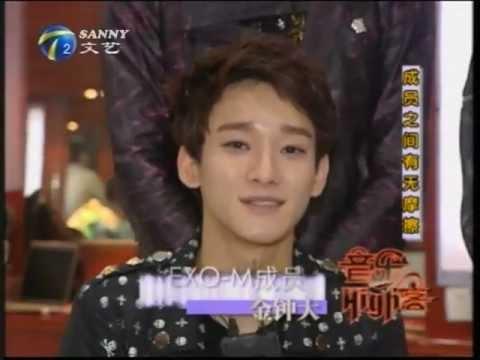 120622 音樂High客 Tianjin Music High Guest EXO-M [FULL]
