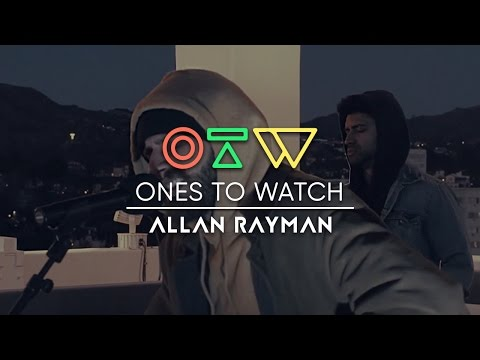 "Allan Rayman ""All At Once"" (Live Performance) 