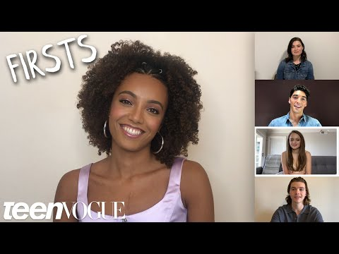 'The Kissing Booth 2' Cast Shares Their First Kisses, Acting Roles & More | Teen Vogue