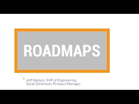 Agile Best Practices: Road Maps