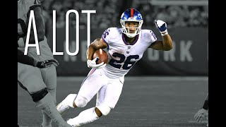 "Saquon Barkley - ""a lot"" ᴴᴰ (2018 Giants Rookie Season Highlights)"