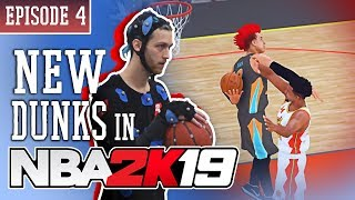 NEW DUNKS in a Video Game!? NBA2K19 MoCap Behind The Scenes!