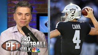NFL Power Rankings: Raiders enter top 10 | Pro Football Talk | NBC Sports