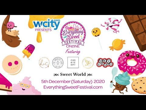Everything Sweet Festival 2020 (Online) from Hong Kong