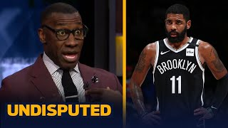 Skip & Shannon react to Kyrie saying KD is the first clutch teammate he's had   NBA   UNDISPUTED