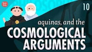Aquinas & the Cosmological Arguments: Crash Course Philosophy #10