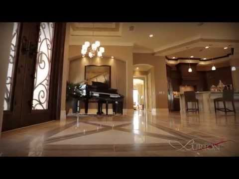 Burton Luxury Homes Virtual Model Home Tour