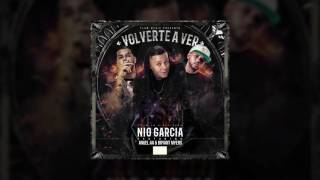 Nio Garcia - Volverte a Ver ft. Bryant Myers & Anuel AA [Official Audio]