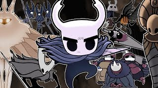 Hollow Knight DLC Review and Critique - Godmaster