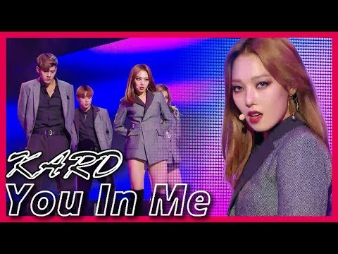 [HOT] KARD - You In Me, 카드 - 유 인 미 20171209
