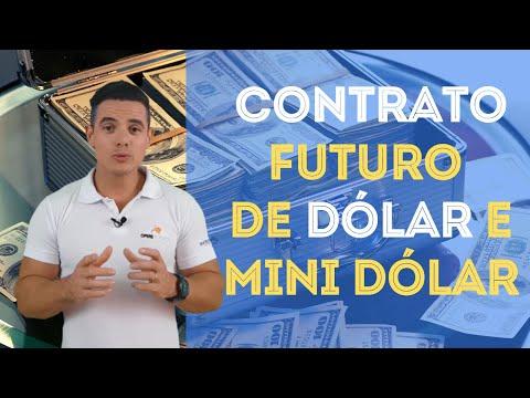 Contratos Futuros de Dólar e Mini Dólar