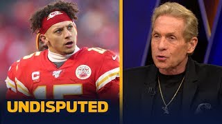 Chiefs are 'awfully full of themselves' heading into Super Bowl — Skip Bayless | NFL | UNDISPUTED