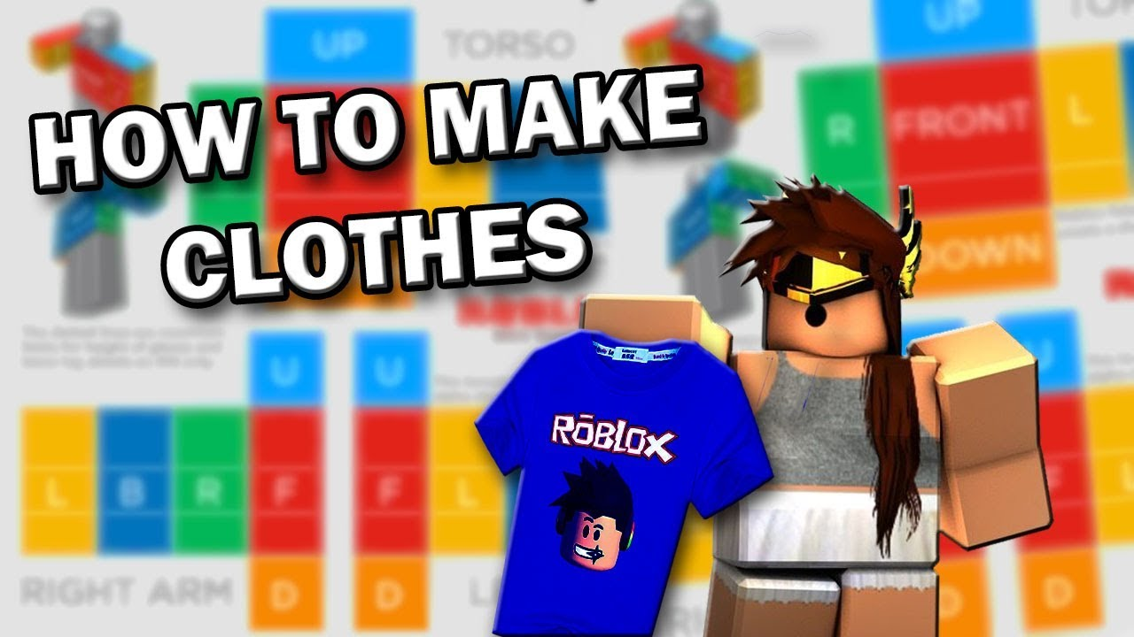 How To Upload Clothes On Roblox