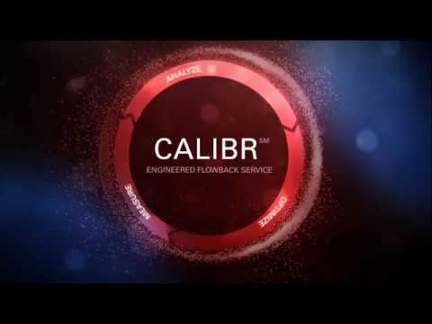 CALIBR Engineered Flowback Service